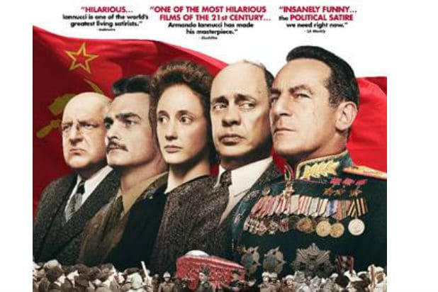 Jeffrey Tambor Disappeared From 'Stalin' Movie Poster