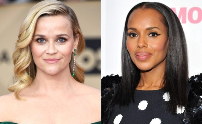 Reese Witherspoon Kerry Washington S Little Fires