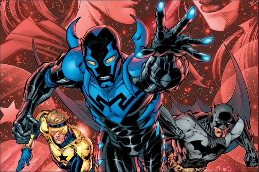 Jaime Reyes Blue Beetle Latino Superhero Movie