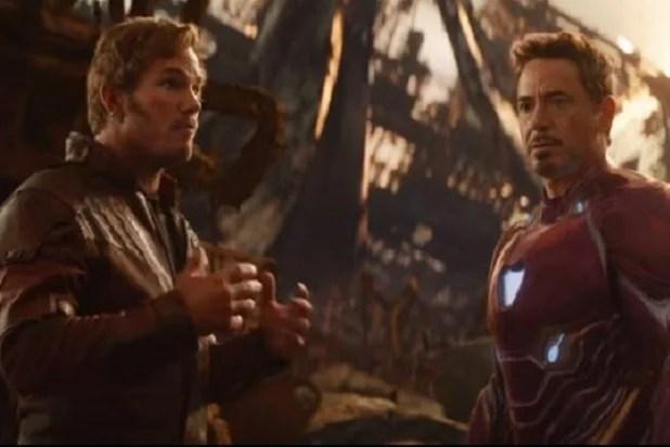 avengers infinity war is
