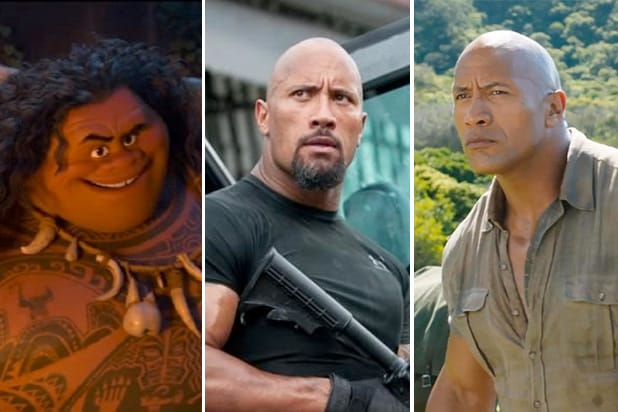 all of dwayne the