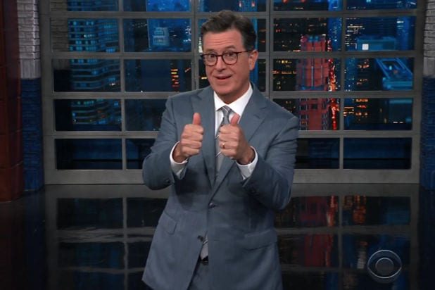Image result for free to use image of stephen colbert