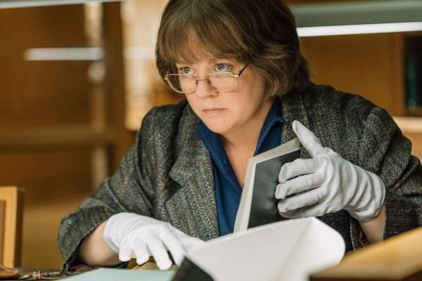Melissa McCarthy - Can you ever forgive me?