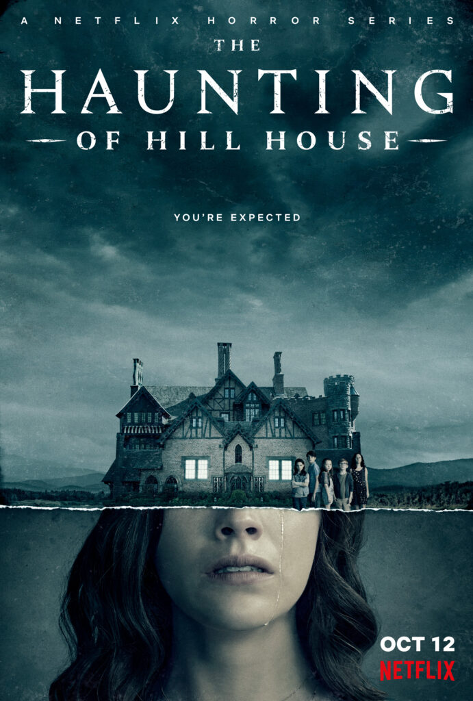 Haunting of Hill House Netflix Horror Series Trailer