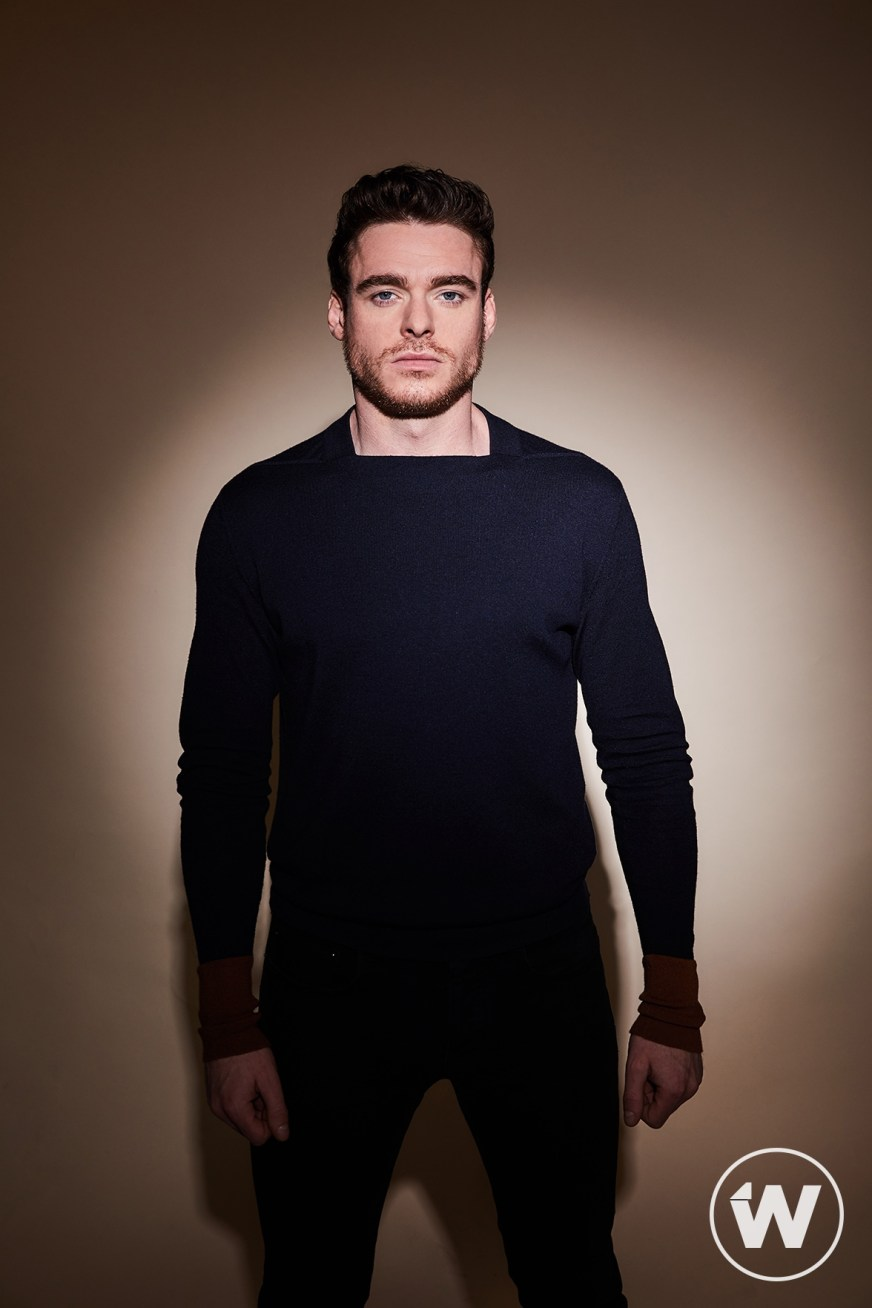 Richard Madden Says He's Meeting With 'Bodyguard' Creator ...