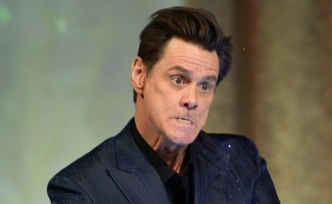 Jim Carrey Gives Trump Some Rough Fore Play In Latest