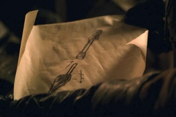 juego de tronos Arma dragonglass Arya pidió a Gendry que hiciera
