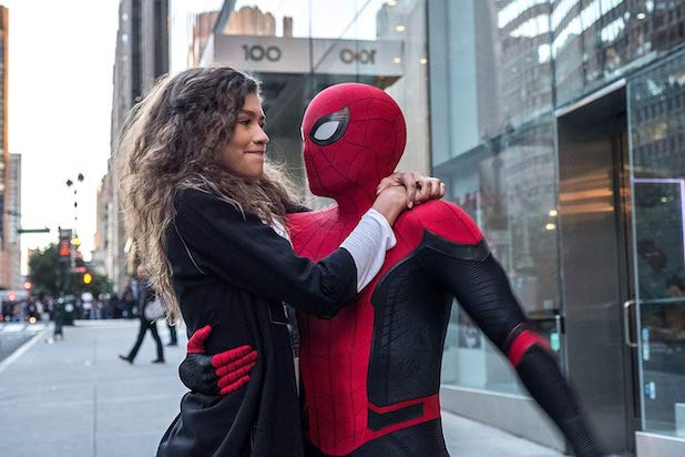 Spider-Man: Far From Home' Earns $111 Million From Asian Box Office