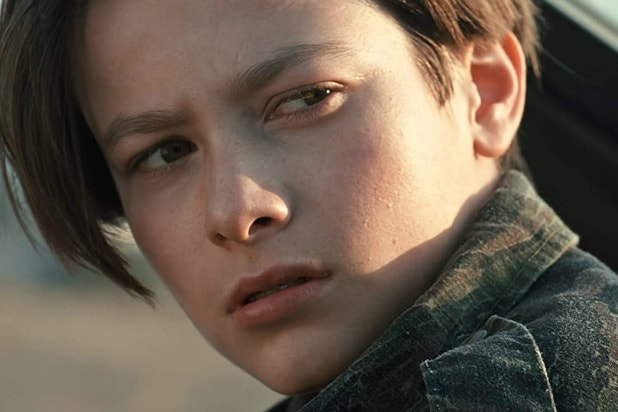 If I, John Connor wasn't killed, then I'd still be the leader of the resistance
