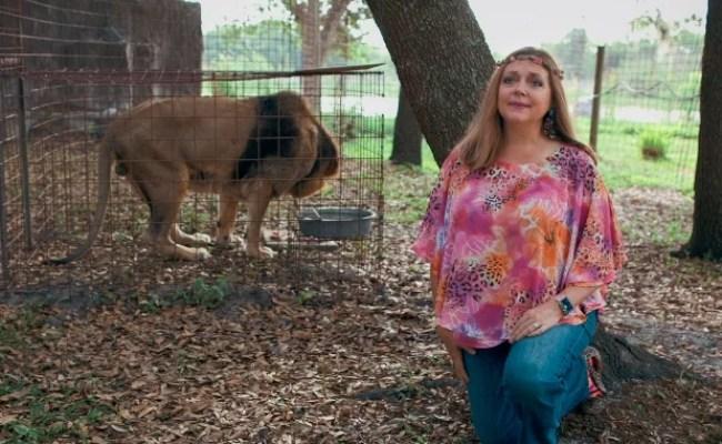 Tiger King Producers On Carole Baskin She Certainly