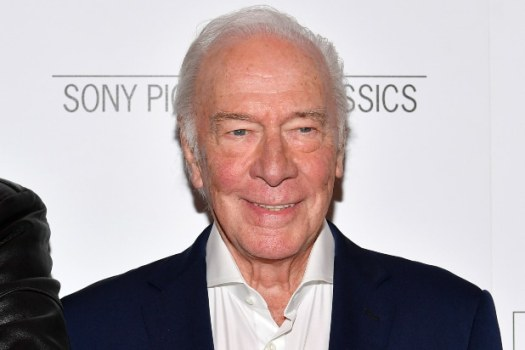 Hollywood Remembers Christopher Plummer: 'One of the Greats'