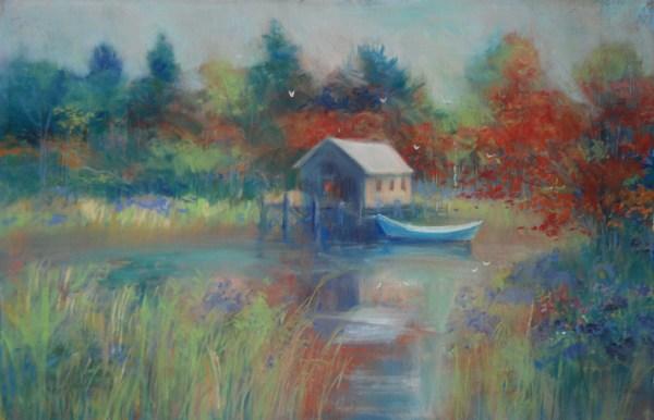 Nancy Tucker Artist Pastel