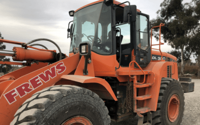 FREWS CONTRACTING FAST TRACK THEIR QUARRYING OPERATIONS