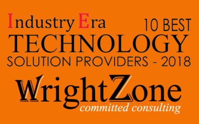 WZ Wins 10 Best Technology Solution Providers – 2018