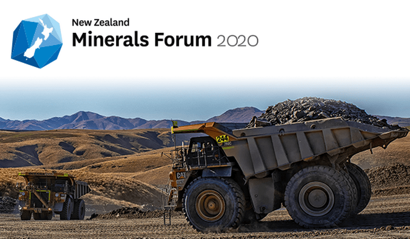 NZ Minerals Forum 2020 – Commercial and Educational