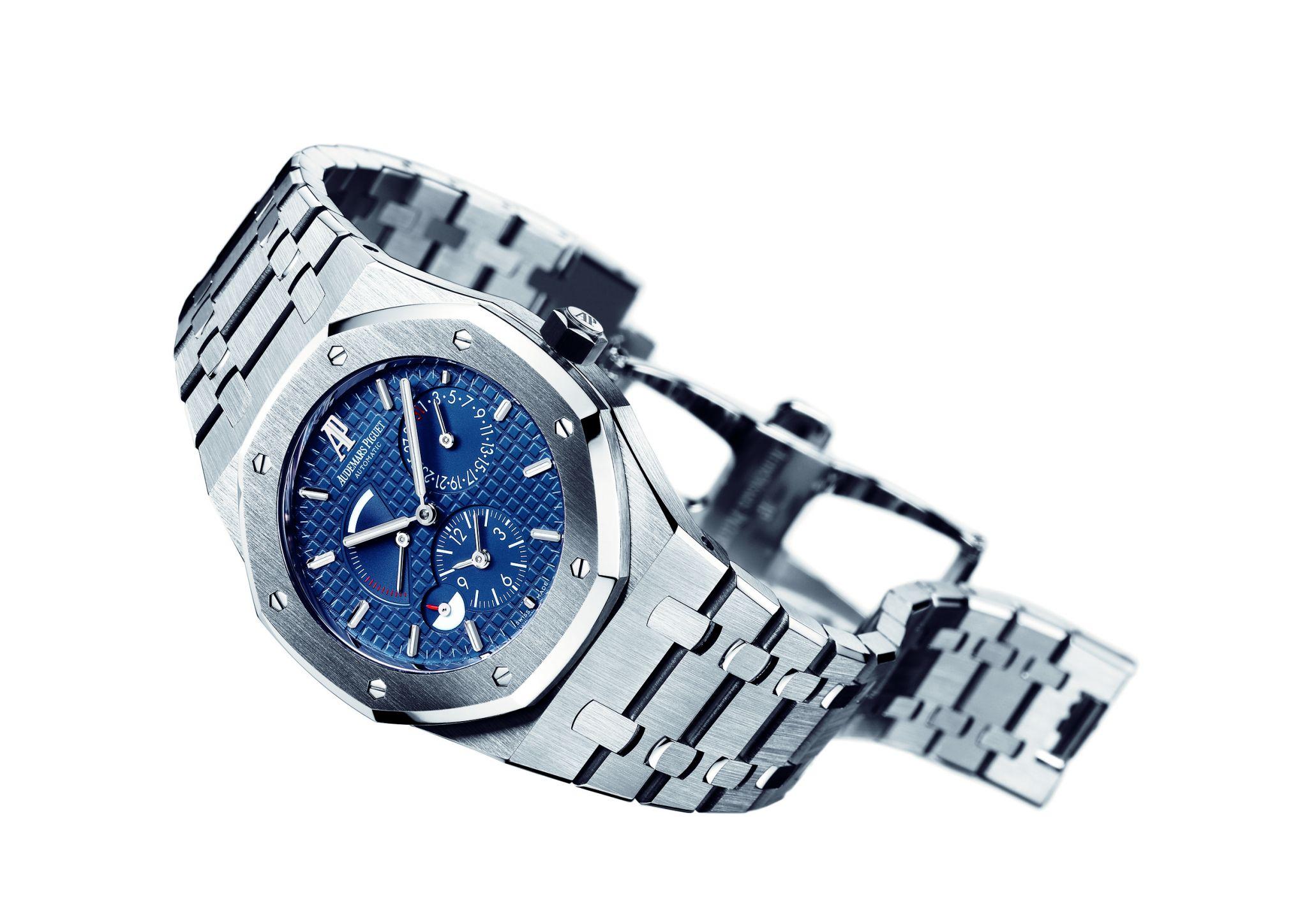 Audemars Piguet Royal Oak Dual Time Men's Watch