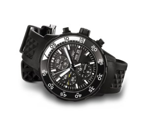 IWC Galapagos Limited Edition Diving Watch chronograph