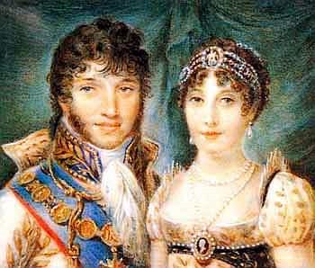 princess Caroline Napoleon Murat of Naples Italy