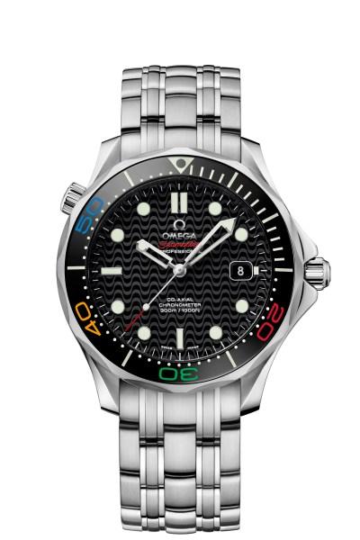 Seamaster Diver 300M Rio 2016 L.E.