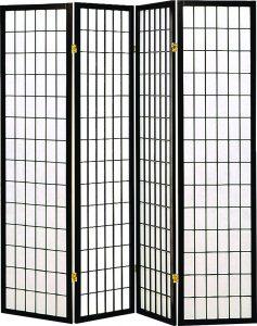 Coaster Home Furnishings Oriental Shoji Room Divider