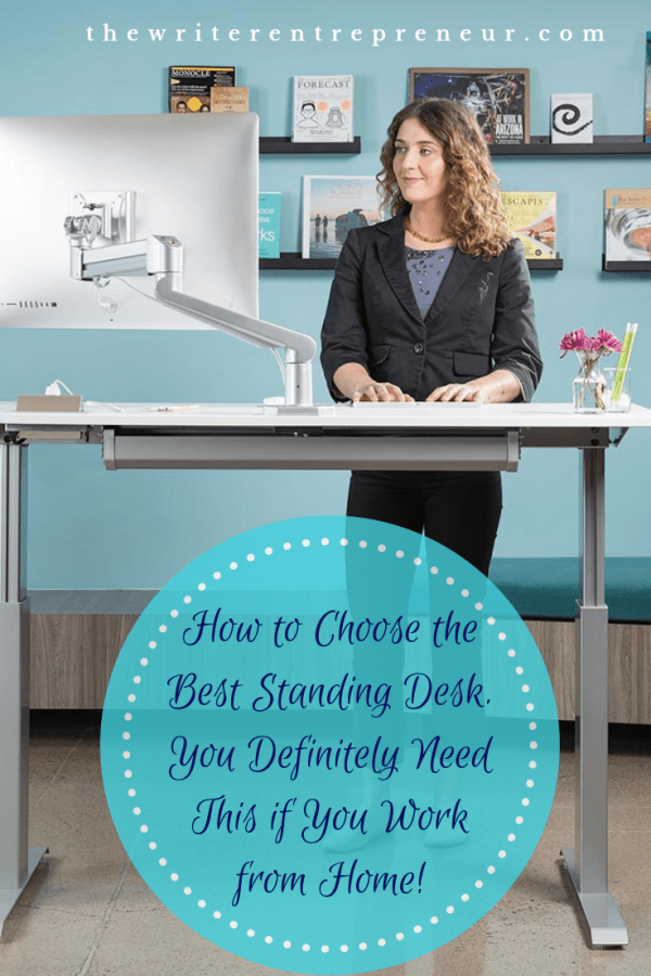 How to Choose the Best Standing Desk. You Definitely Need This if You Work from Home