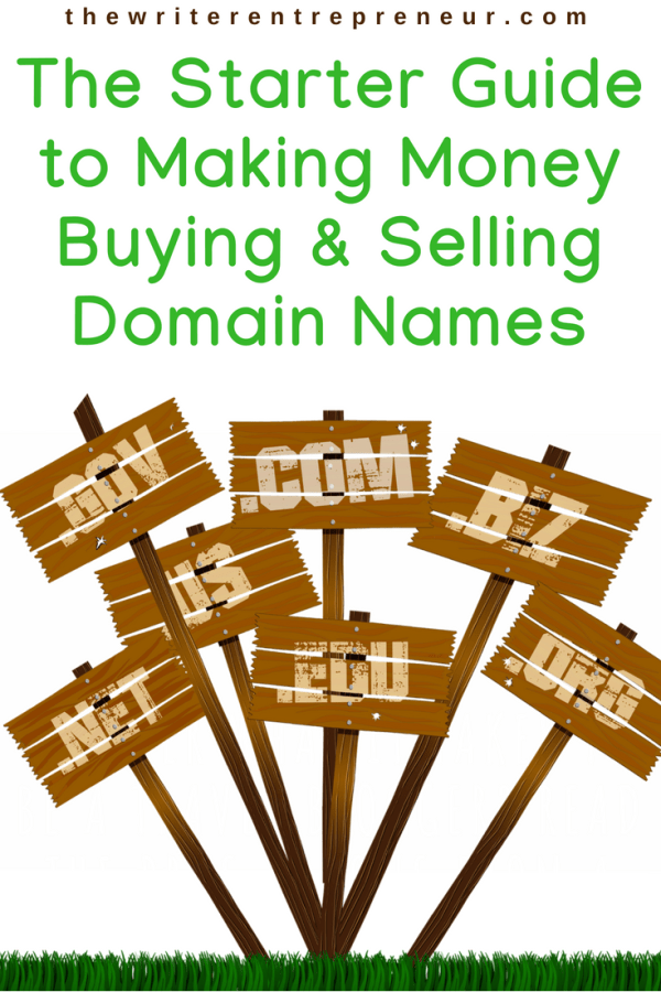 The Starter Guide to Making Money Buying & Selling Domain Names