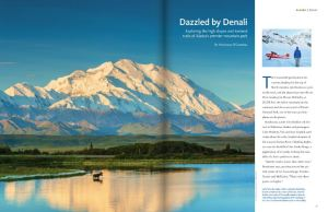 Dazzled by Denali