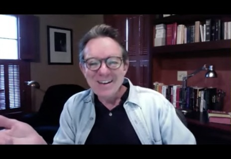 Video interview with Pulitzer Prize winner Lawrence Wright