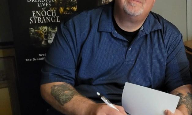 Author Interview: Pete Altieri