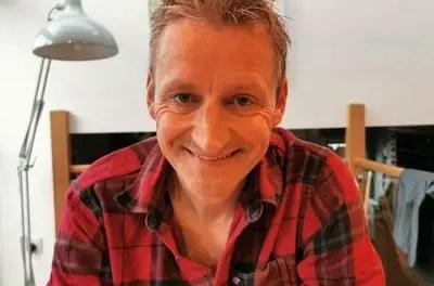 Author Interview: David Watkins