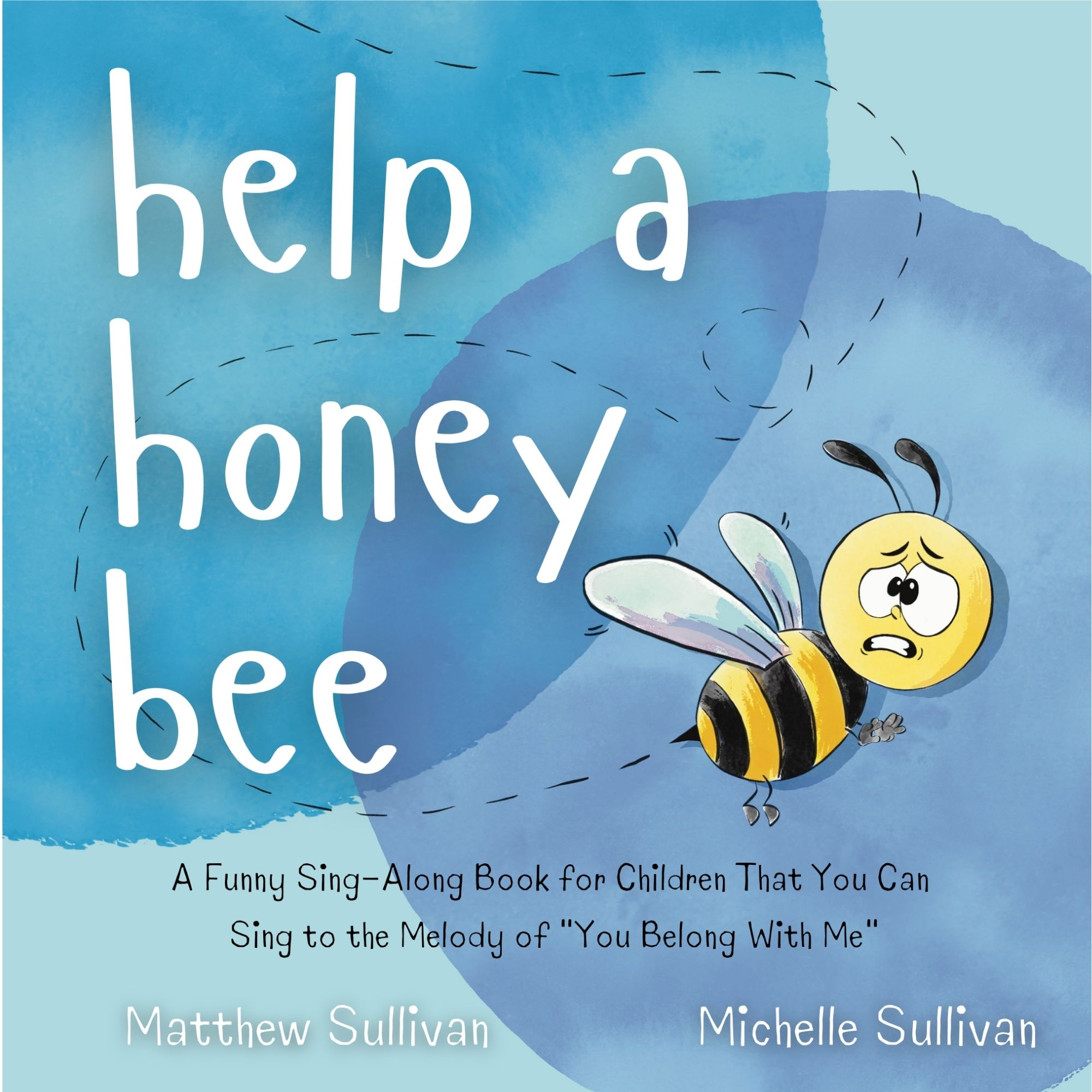 help a honey bee book cover