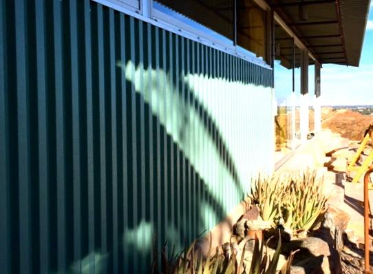 Corrugated Aluminum