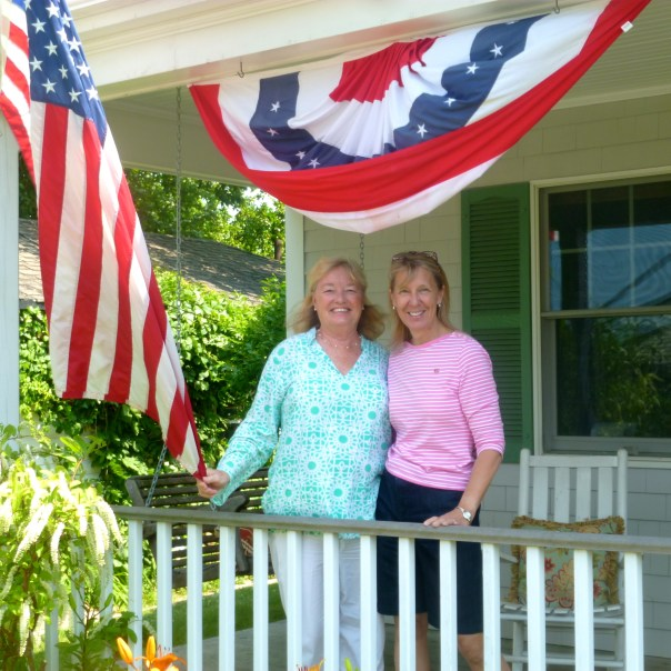 Gail and Cindy