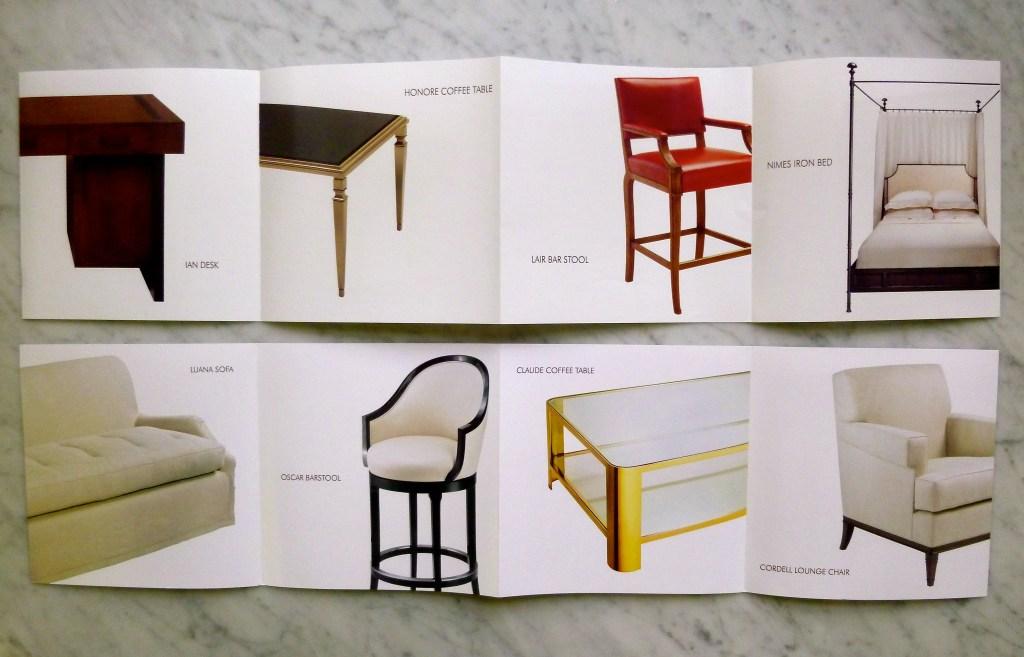 Madeline Stuart Furniture Line