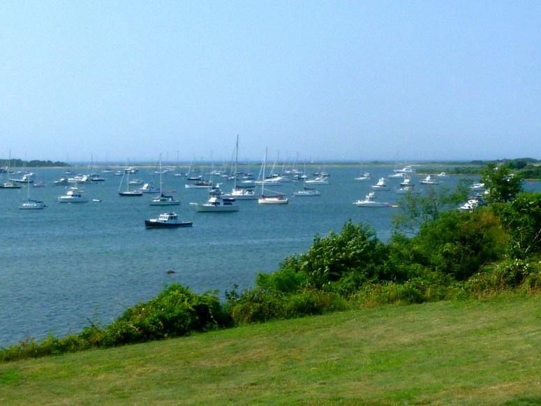 View of The Great Salt Pond