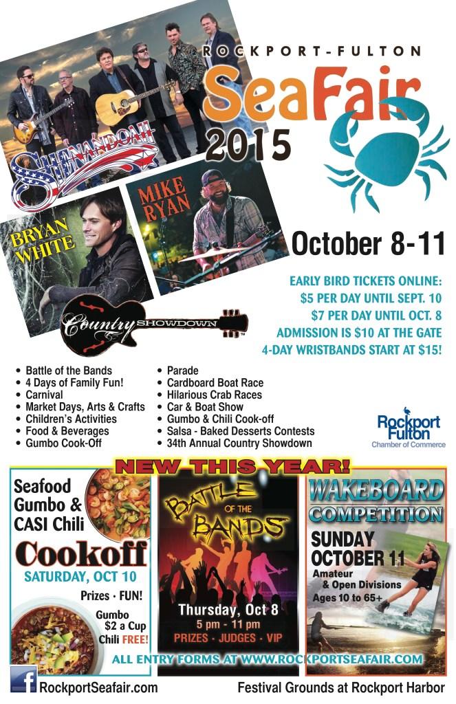 2015 Seafair Poster