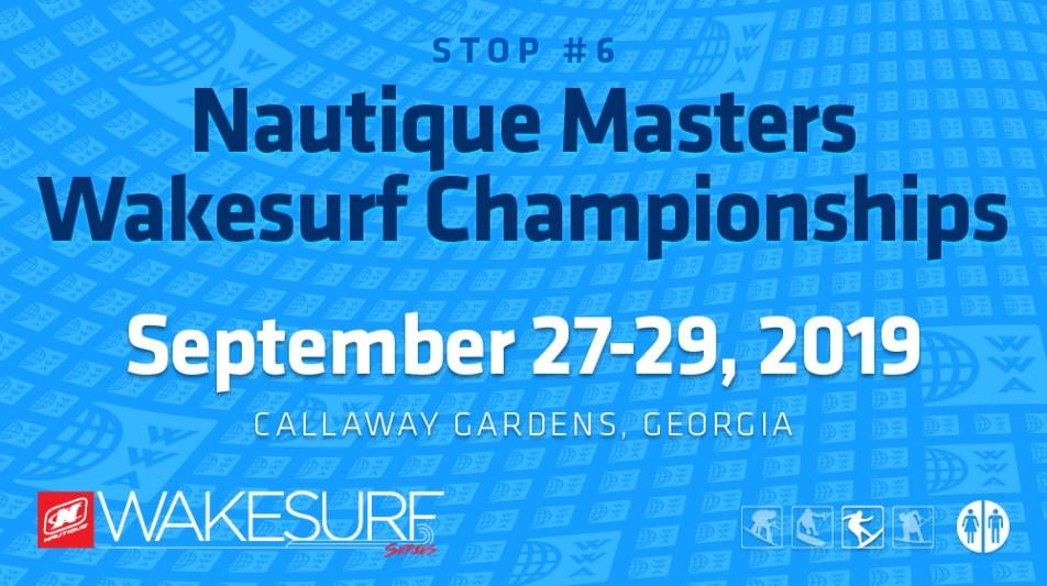 Nautique Masters Wakesurf Championship