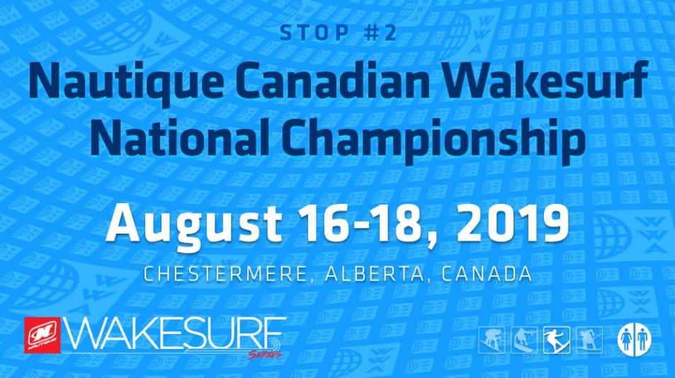 Nautique Canadian Wakesurf National Championship