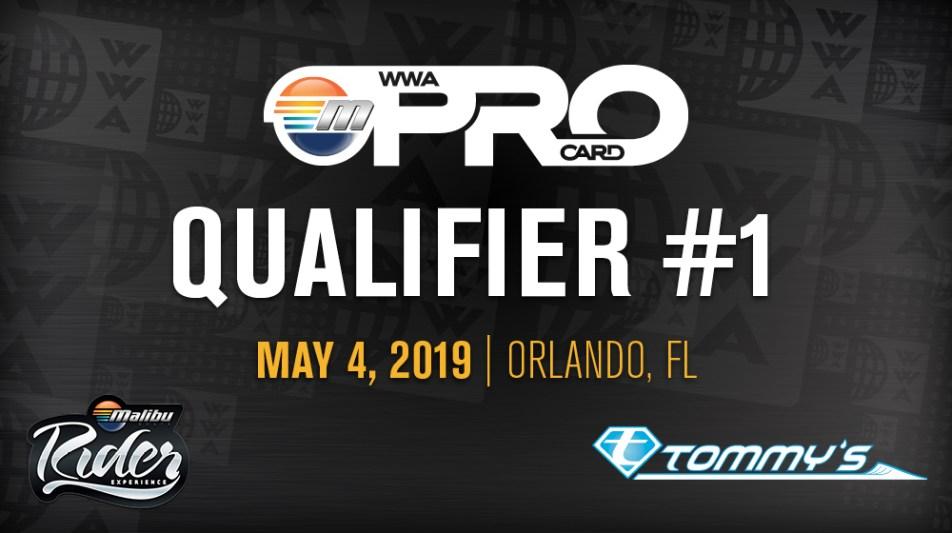 Pro Card Qualifier #1