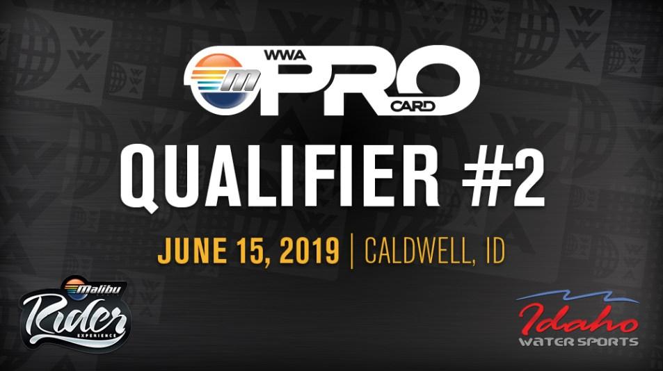 Pro Card Qualifier #2