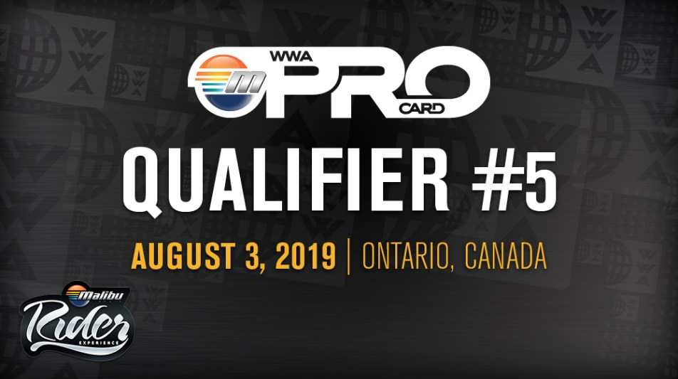 Pro Card Qualifier #5