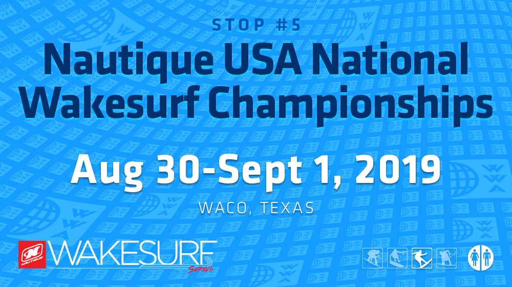 Nautique USA National Wakesurf Championships