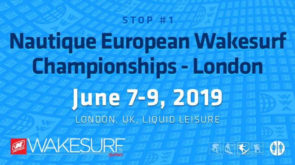 Nautique European Wakesurf Championships - London