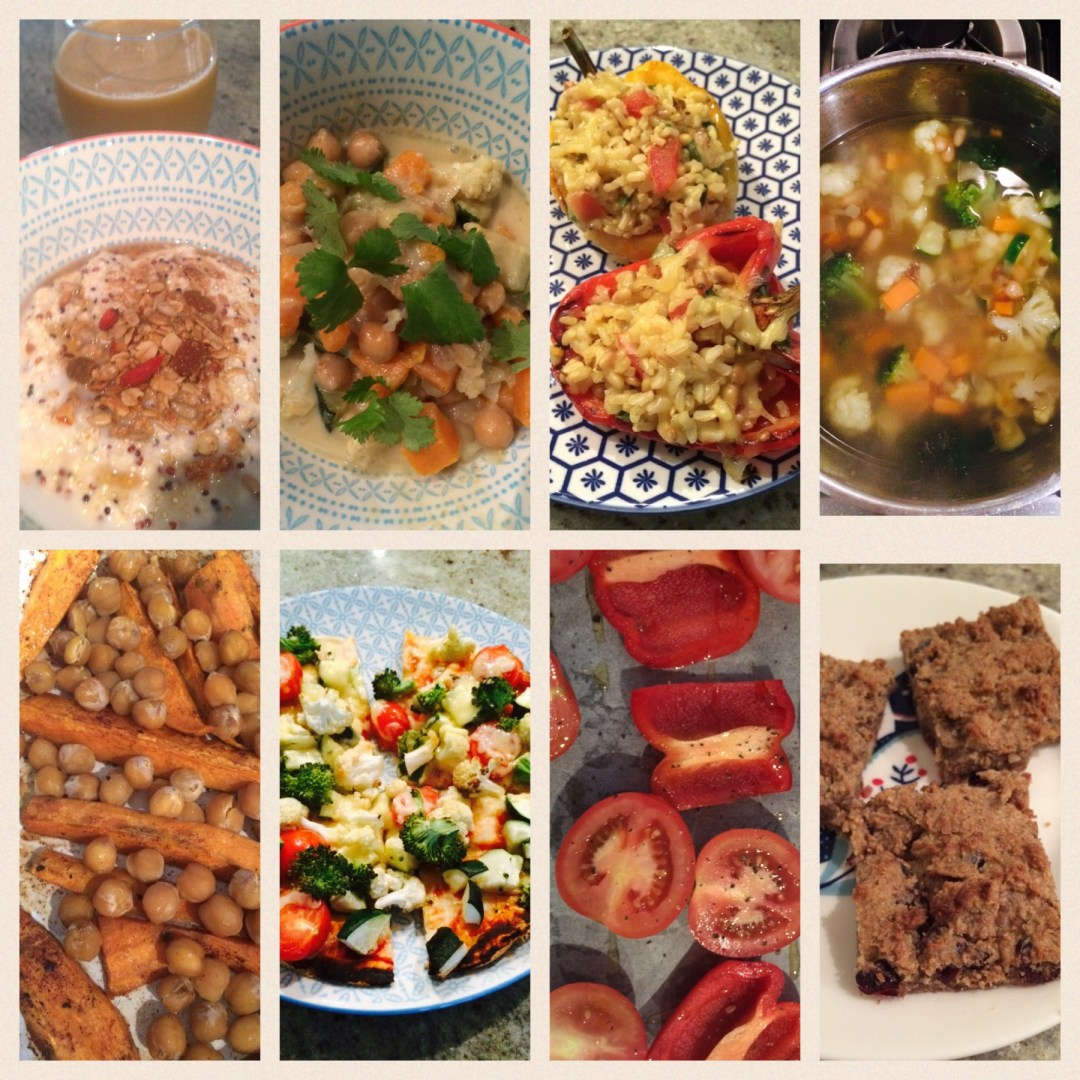 The Wylde Kitchen Vegan Week of eating