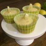 vegan lemon and lime cupcakes