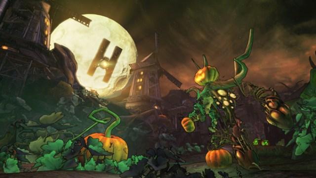 borderlands 2 headhunter 1 pumpkin