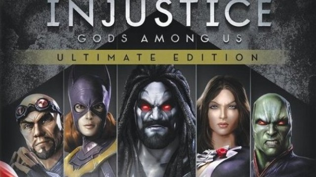injustice ultimate header