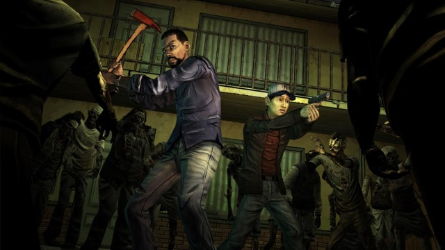 the walking dead pic 1
