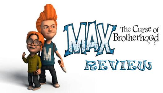Max review header