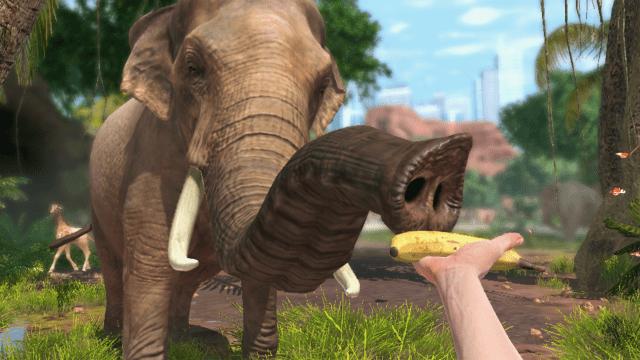zoo tycoon feeding